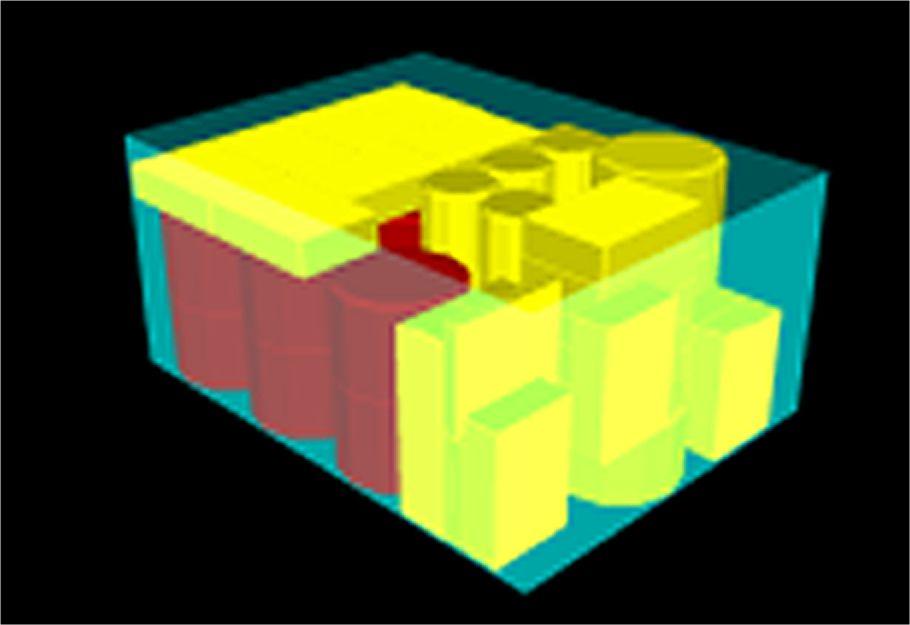 パレット積付け・トラック積載効率の最適化システム(GA)