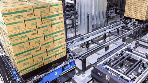 ムラタシステムは設立以来、村田機械がてがけるロジスティクスオートメーション、ファクトリオートメーション事業において、製造・流通・医療などさまざまな分野で最適なロジスティクスソリューションを担っている。